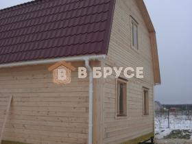 угловое фото дачного домика