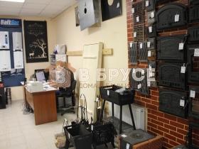 Фото кассы в печном магазине