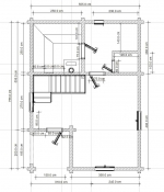 планировка 1 этажа