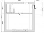 план первого этажа у дома