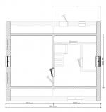 планировка второго этажа у дома