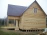 дом построенный на свайно-винтовом фундаменте