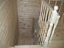 деревянная междуэтажная лестница