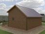 разносторонняя крыша