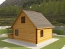 размер дома 8х6