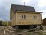 брусовый дом 6х7 с мансардой