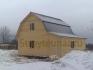 фото брусового дома 8х8