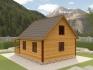 размер дома 6х8