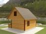 фото дома с открытой террасой