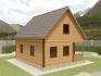 дом размером 6,5х8
