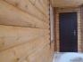 входная дверь в садовый домик