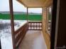 просторная терраса при выходе из дома