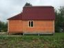 вид дачного дома 6х8 сбоку