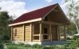 двухскатная крыша на доме