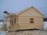 этапы строительства брусового дома