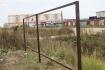 готовый забор из свай