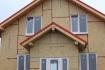 симпатичный дом с мансардой
