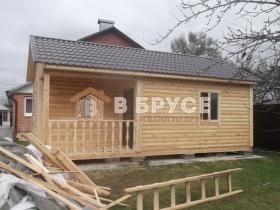 этапы строительства дома из бруса для загородного участка