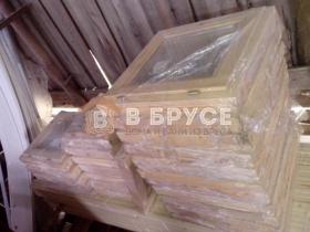 Окна деревянные стеклопакеты