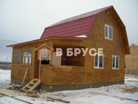 фото готового дома 6х9