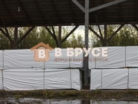 Складское помещение деревянной вагонки. Великий Новгород